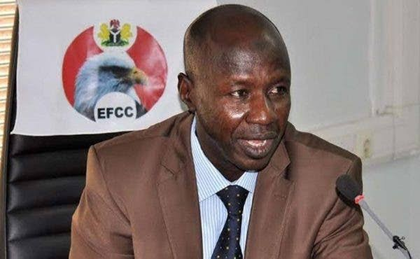 Magu: Report Says Interest On N550 Billion Re-Looted