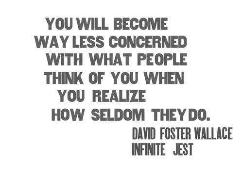 Famous David Foster Wallace Quotes