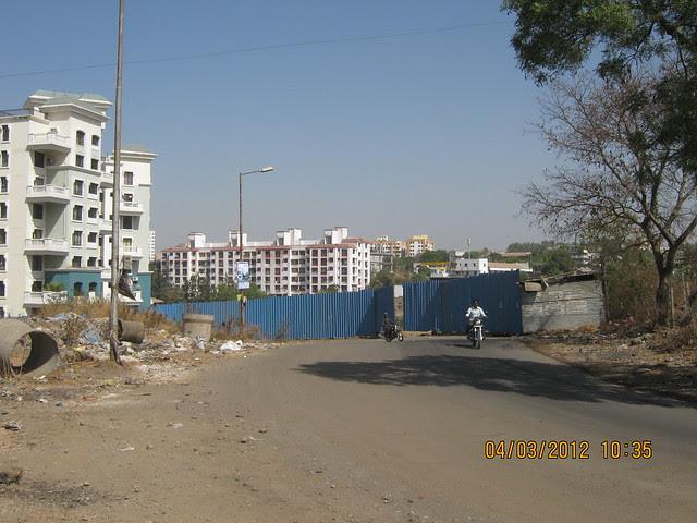 U Turn on Katraj Ambegaon Road - Visit Shri SiddhiVinayak Manswi, 2 BHK & 3 BHK Flats at Ambegaon Budruk, Pune 411046