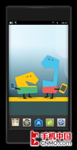 N900可率先体验 MeeGo系统界面首度曝光