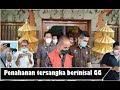Penahanan Tersangka Korupsi Dana Pen Nym GG dilakukan karna sebelumnya T...