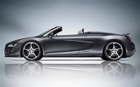 2010 ABT Audi R8 Spyder 2 Wallpapers   HD Wallpapers