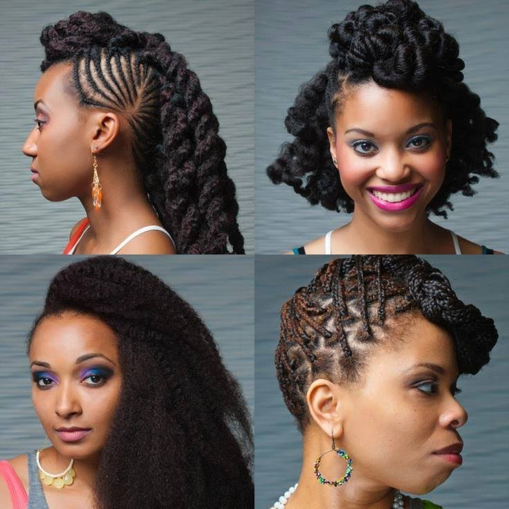 afro natural hair braids cane rolls (44)