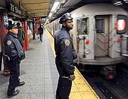 La metro di New York
