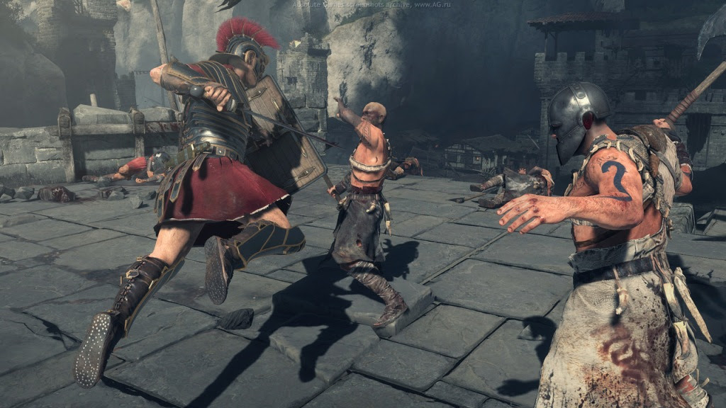 Ryse Son of Rome Legendary Edition (2014) Full PC Game Single Resumable Download Links ISO
