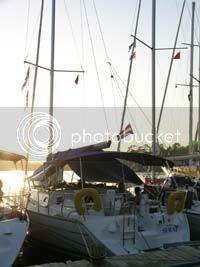 Yacht Serap