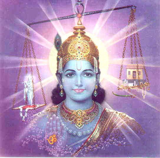 People Celebrated Shri Krishna