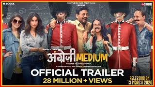 Angrezi Medium Hindi Movie (2020) | Cast | Trailer | Release Date