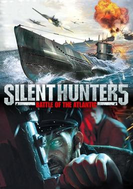 تحميل لعبة السفن والخواصات الحربية Silent Hunter 5 Battle of the Atlantic كاملة