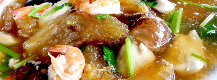 อาหารโต๊ะจีน