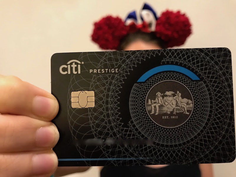 Citi Prestige Review (14 Edition) - Mouse Hacking