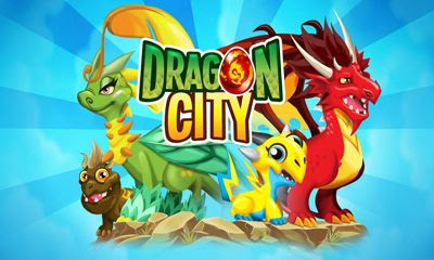 Screenshots of the Dragon City for Android tablet, phone.