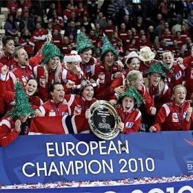 Noruega gana el Europeo