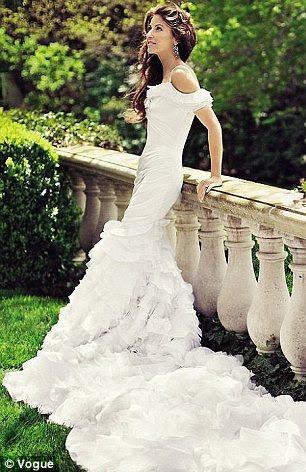 Ralph Lauren dinastia: Lauren Bush se casar com David, e Dylan Lauren em seu vestido de casamento