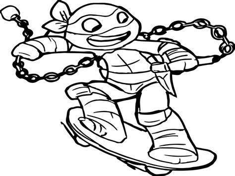 ninja turtle face drawing at getdrawings  free download