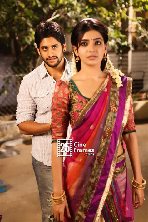 Autonagar Surya Movie Naga Chaitanya Samantha New Stills