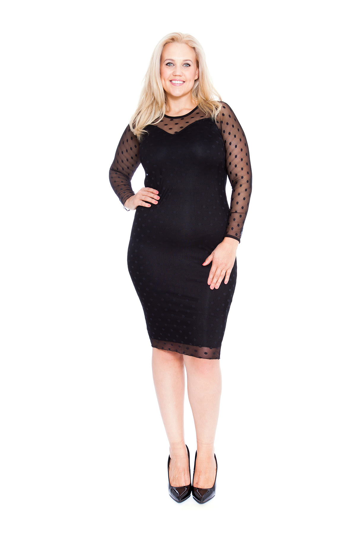 Plus bodycon size for dresses women in size