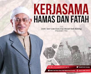 Kerjasama Hamas dan Fatah