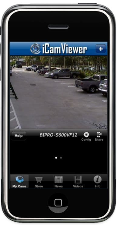 Iphone Access To Ip Security Camera Works Over Wifi Not 3g