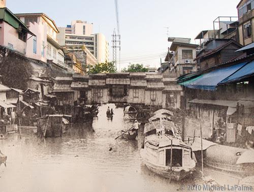 Bangkok  1902 vs 2008