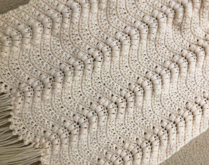 Boho Wave Crochet Wall Hanging Crochet 365 Knit Too