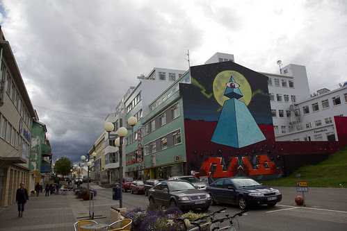 Akureyri - Iceland's capitol of the north