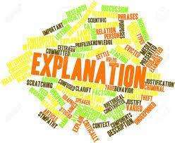 explanation text pengertian tujuan ciri  generic