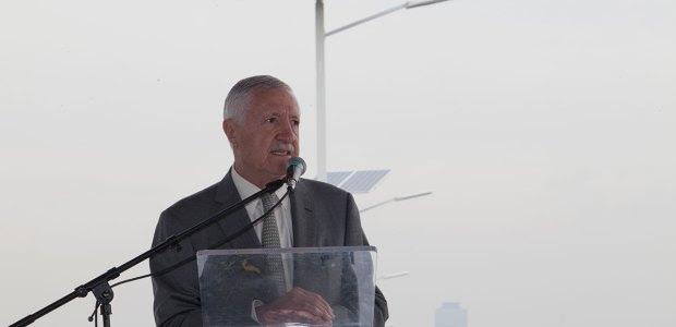 José Andrés de Oteyza, presidente de OHL en México. Foto: Miguel Dimayuga