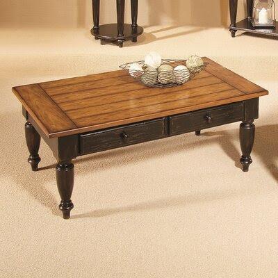 Country Vista Coffee Table Set   Wayfair