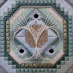 Hopi, center detail