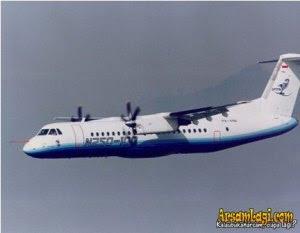 Pesawat Gatotkaca N-250 infoinfo unik