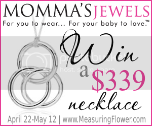 Momma's Jewels $339 Necklace Giveaway