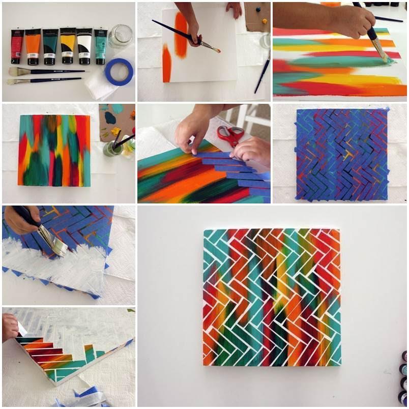 DIY Button Coasters | iCreativeIdeas.