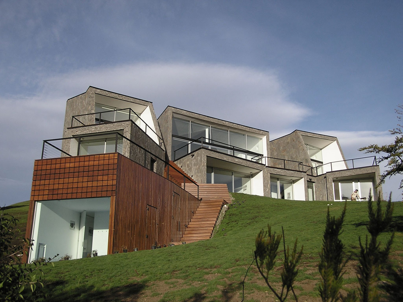 Casa s alric galindez arquitectos tecno haus for Casa de arquitectos