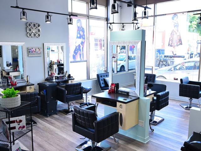Coiffure Taktik Salon De Beaute A Ahunstic