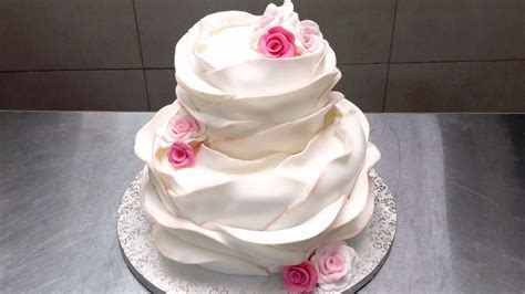 Most Beautiful WEDDING CAKE   How To Decorate by Cakes