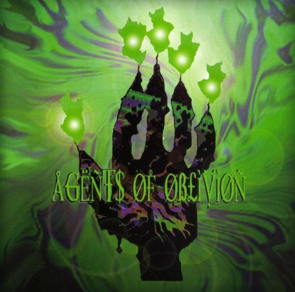 Agents of Oblivion - Agents of Oblivion Album Cover