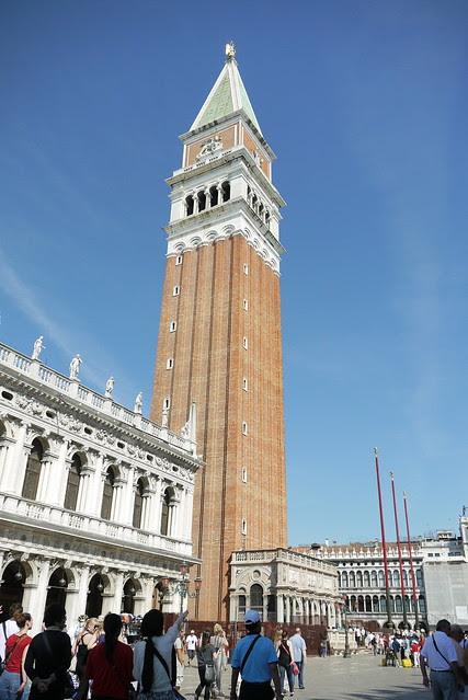 Campanile di San Marco 聖馬可鐘樓