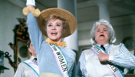 Image result for mary poppins vote for women