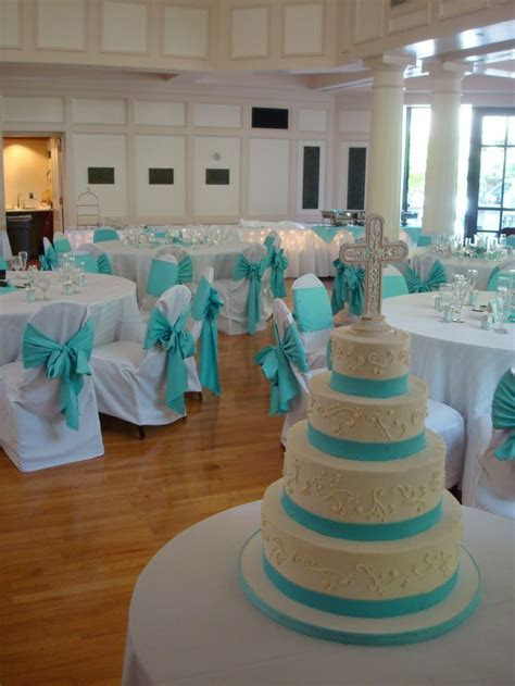 Teal Wedding Inspiration Themes Designer Chair Covers To