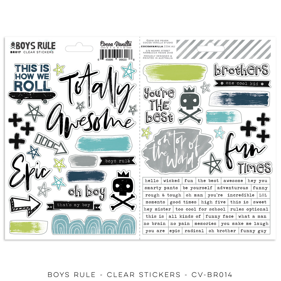 Image result for boys rule cocoa vanilla sticker
