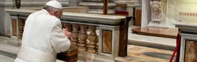 """Siria, Papa Francesco: """"In ogni guerra facciamo rinascere Caino"""""""