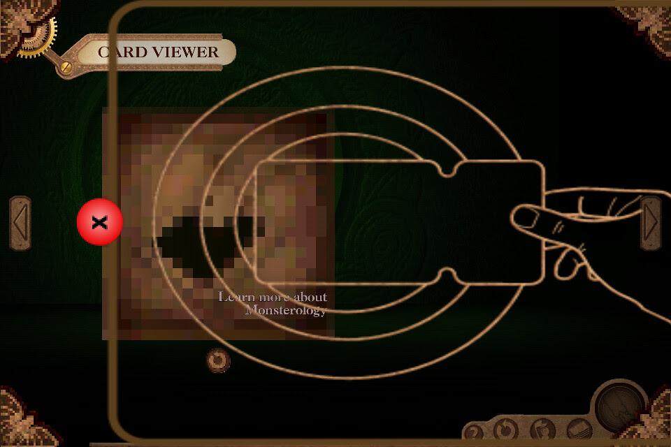 Monsterology tap a nuko screen