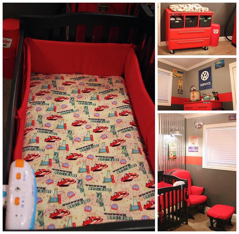 Holden's Garage Nursery 7-25-13 31