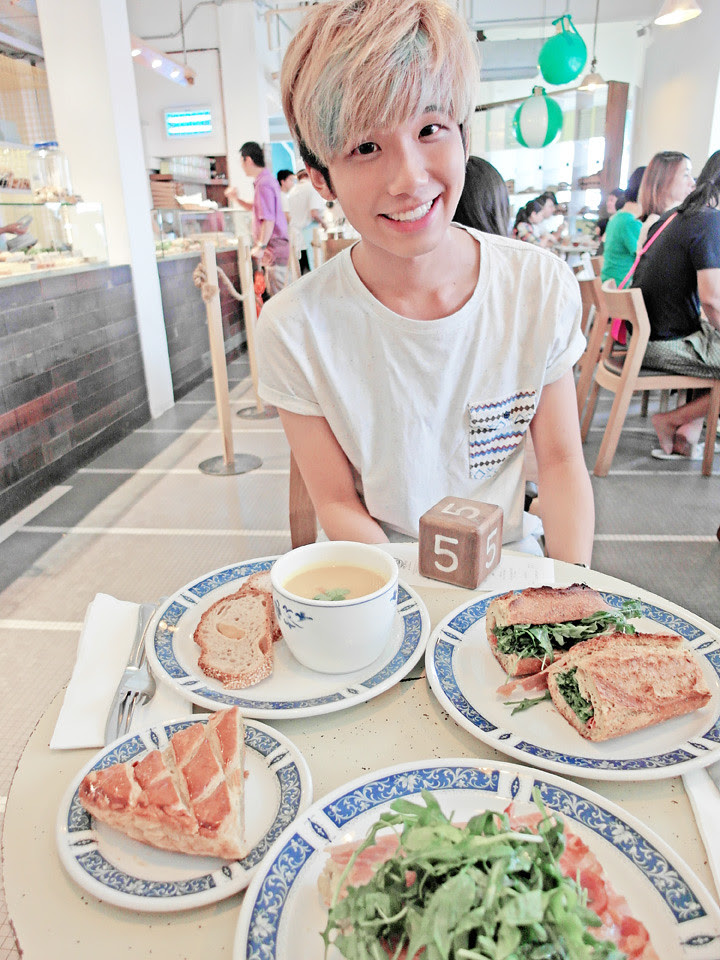 typicalben at Tiong Bahru Bakery