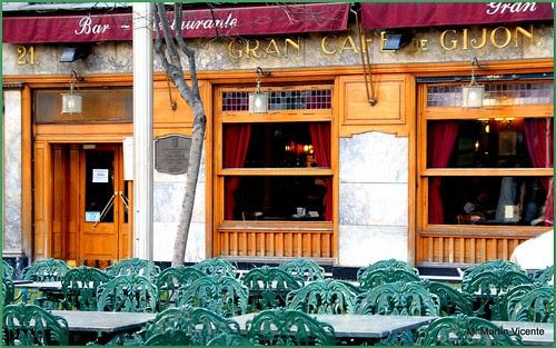 Establecimientos tradicionales: El Café Gijón