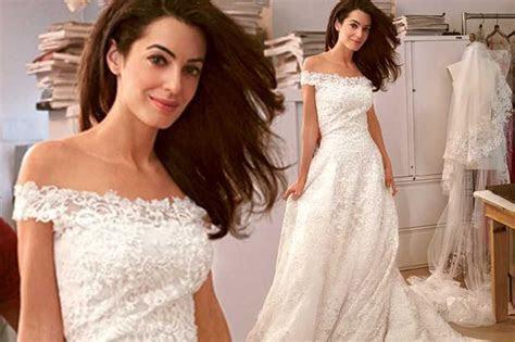 The Best Oscar de La Renta Wedding Dresses   Arabia Weddings