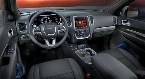 dodge durango news interior price  release date