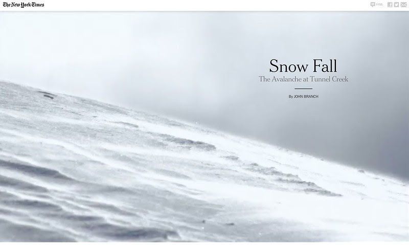Snow Fall: The Avalanche at Tunnel Creek - Multimedia Feature - NYTimes.com