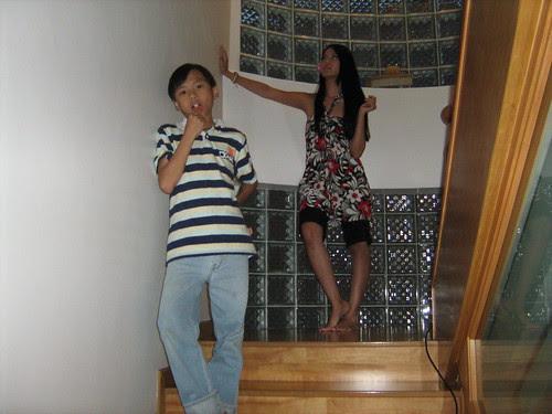 Femme Fatale moment: Ming Wei and Mei Fen